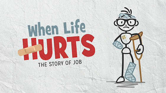 When Life Hurts: The Story of Job