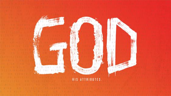 God: His Attributes