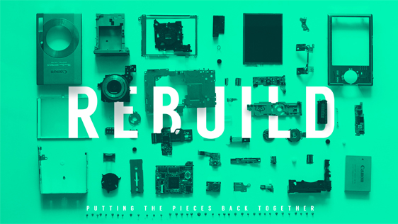Rebuild: The Book of Nehemiah