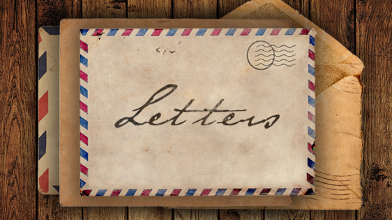 Letters (The Book of 1 Corinthians)