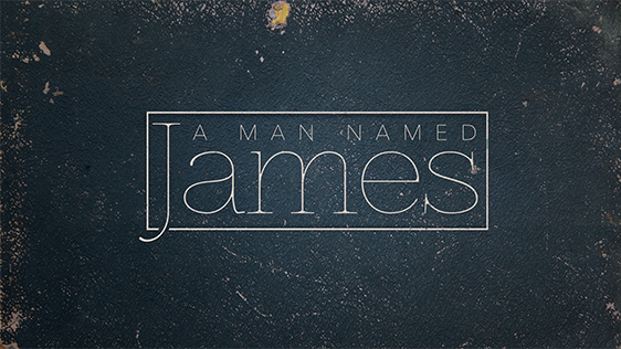 A Man Named James (The Book of James)