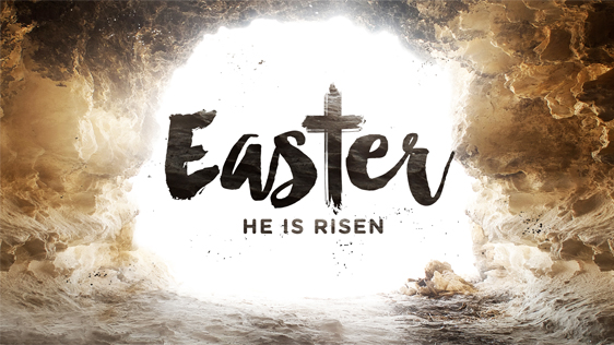 Easter: He Is Risen