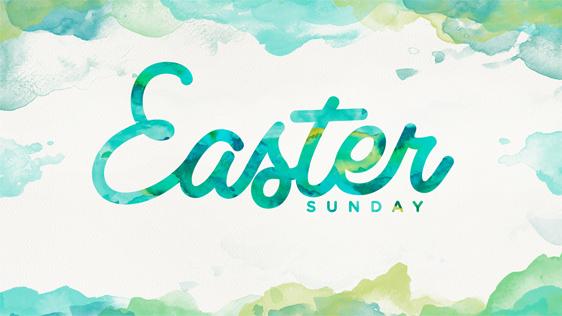 Easter Sunday (Green)