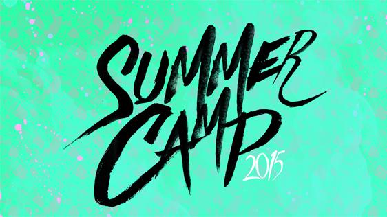 Summer Camp (Aqua)