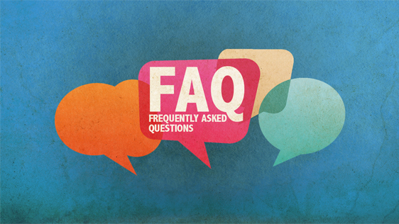 FAQ: Frequently Asked Questions