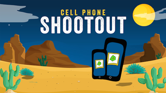 Cell Phone Shootout