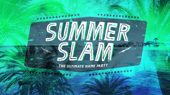 Summer Slam – Youth Game Night