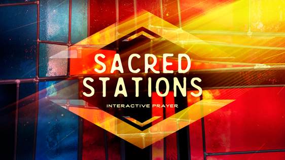 Sacred Stations – Interactive Prayer Journey