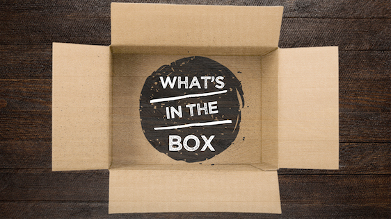 What's in the Box? – Game