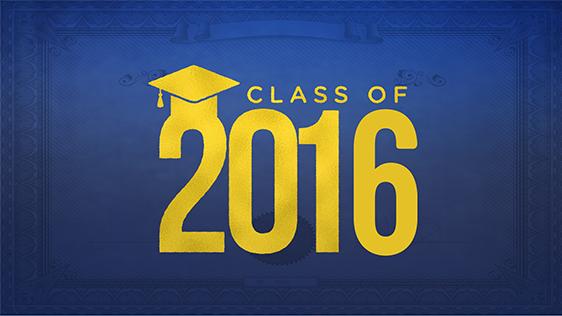 Graduation – Class of 2016
