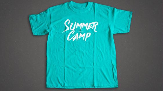 Summer Camp Shirt