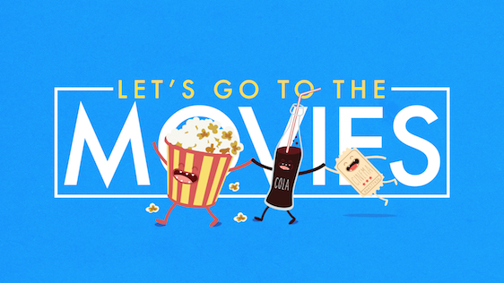 Let's Go to the Movies – 2016