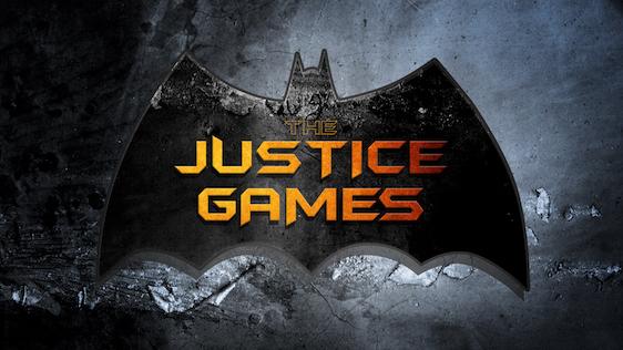 The Justice Games – Youth Game Night