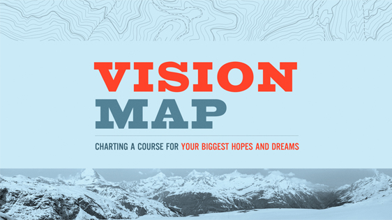 Vision Map – Expanded Pack w/ Bumper