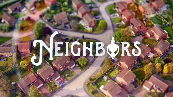 Neighbors – Expanded Pack w/ Bumper