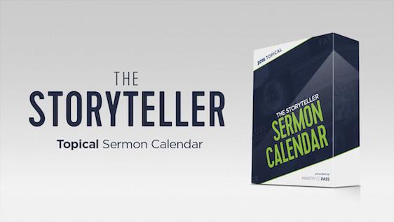 The 2016 Storyteller Calendar