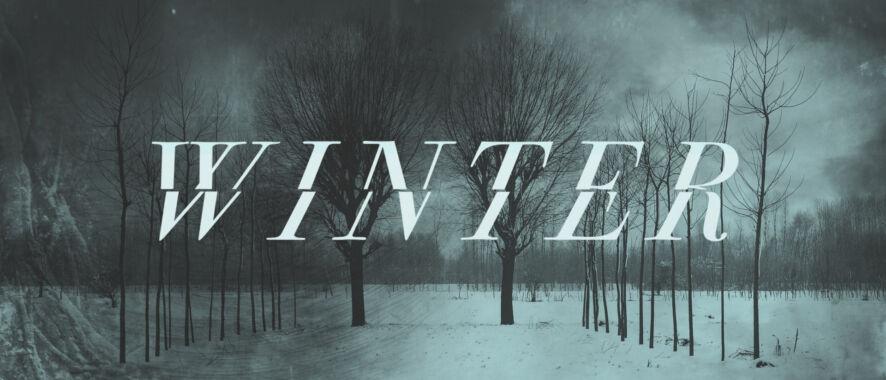 New Sermon Series: Winter