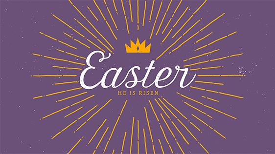 Easter – Purple