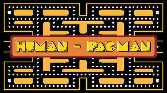 Human Pac-Man – Game