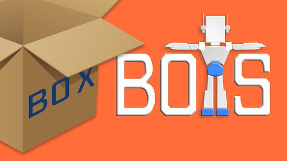 Box Bots – Game