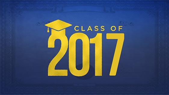 Graduation – Class of 2017