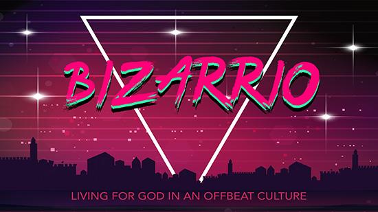 Bizarrio: The Book of Daniel