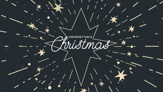 Unforgettable Christmas