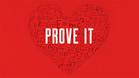 Prove It: The Book of 1 John