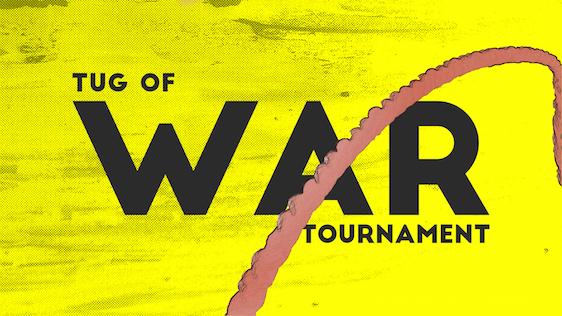 Tug of War Tournament