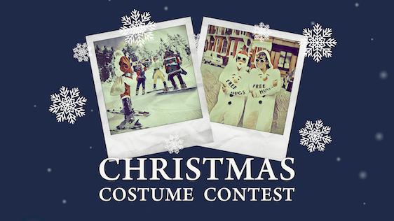 Christmas Costume Contest