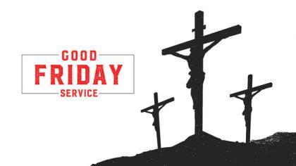Good Friday Service (White)