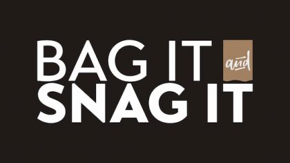 Bag It and Snag It