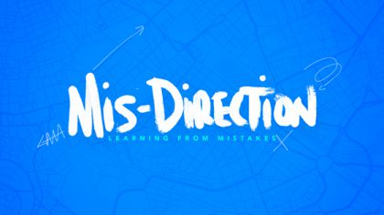 Mis-Direction: Learning from Mistakes