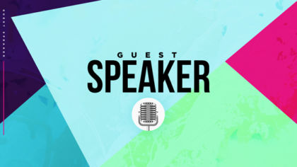 Guest Speaker – Youth