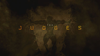 The Judges: The Book of Judges