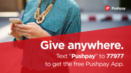 Pushpay Giving