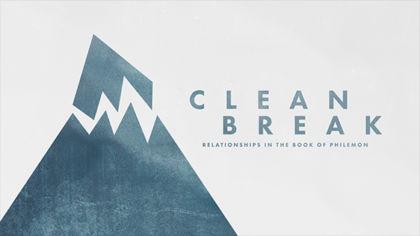 Clean Break: The Book of Philemon