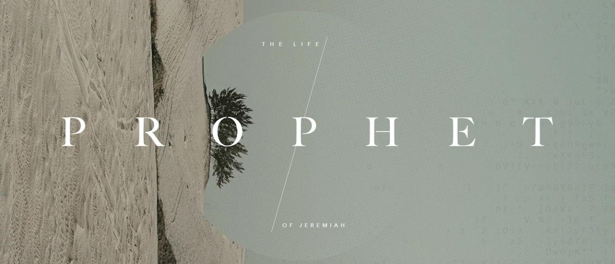 Prophet   Jeremiah Sermon Series Bundle