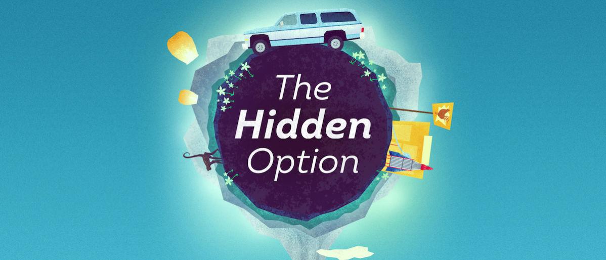 The Hidden Option   Sermon Series Bundle