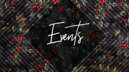 Christmas Events Slide