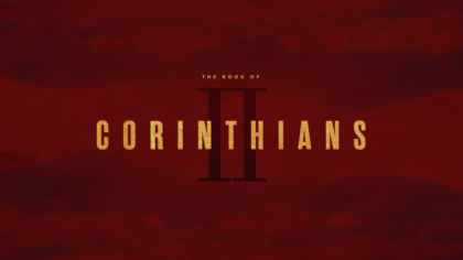 The Book of II Corinthians