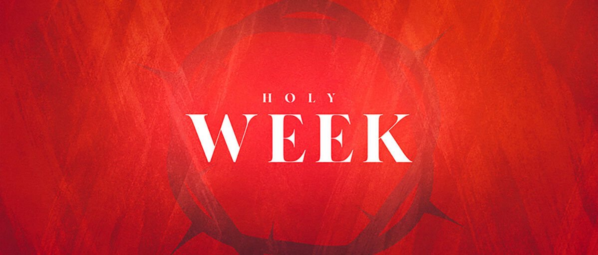 Holy Week Sermons for Pastors
