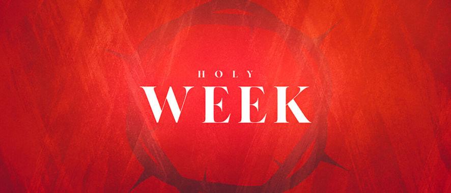Holy Week Sermons for Pastors