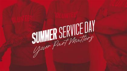 Summer Service Day