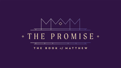 The Promise: The Book of Matthew
