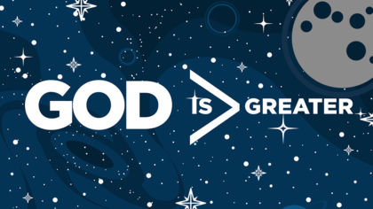 God Is Greater
