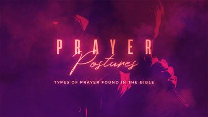 Prayer Postures