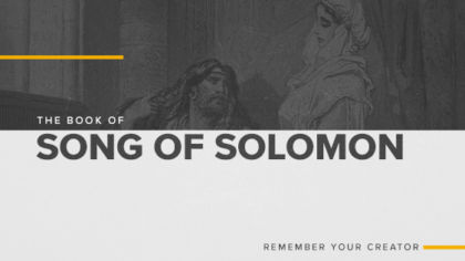 The Book of Song of Solomon: Sacred Love