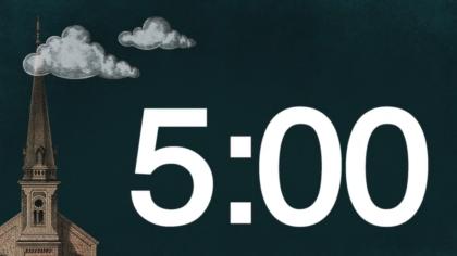 Classic Church Countdown Video