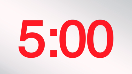 'Netflix' Countdown Video